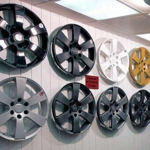 ЧАВО: Покраска дисков в РЛД
