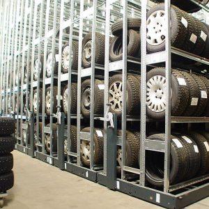 Сезонное хранение колёс