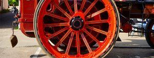 Типы колесных дисков